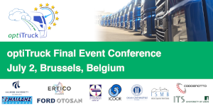 Register now: optiTruck Conference – 2nd July, Brussels