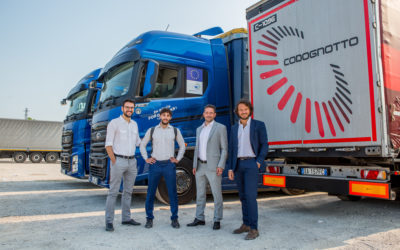 PRESS RELEASE: optiTruck Project Puts Predictive Fuel Optimisation to The Test With Long-Haul Drive From Turkey To Italy